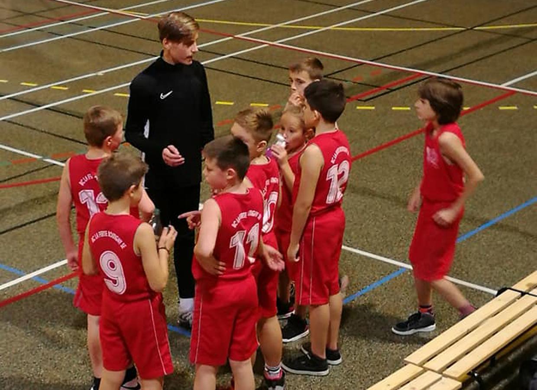 Coaching U11